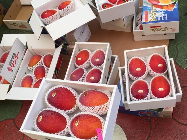 夏の沖縄土産にはマンゴーがオススメ。安く買えるお店を探してみた。