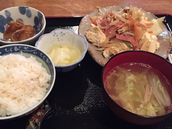 【沖縄食堂】浦添市の「食事処 がじゅまる」