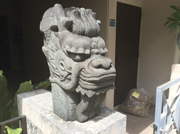 龍柱は沖縄の文化】沖縄のいろん...