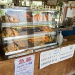 名護漁港で天ぷらとイカゲソとおにぎりで車中ランチ
