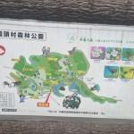 国頭村森林公園の樹上ハウスやおもちゃ美術館
