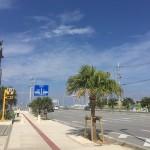 若狭海浜公園の龍柱が落書きされたので見に行って来た