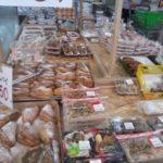 ぎのざ道の駅のアップルパイとフリーマーケット