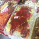 浦添市城間「さかえ食品」でお弁当。最近浦添で人気の弁当屋