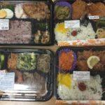 沖縄県庁売店には弁当がいっぱい並んでた。沖縄で一番多いのでは?
