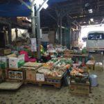 2016年9月の那覇市農連市場