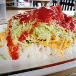 豊見城市の「GATE1 豊見城店」で金武のタコライス(キンタコ)食べてきた