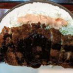 浦添市伊祖にある「とんかつの店 とん珍亭」でとんかつ定食食べた
