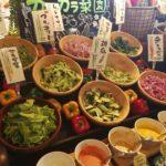 国際通りでランチバイキング「沖縄菜園ビュッフェカラカラ」は観光客に超おすすめ。