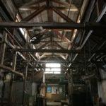 那覇の農連市場があと4日で移転するので、新旧のうれん市場を見に行ってきた。