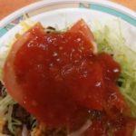 沖縄市の330号線沿いプラザハウスにあるセニョールターコで晩御飯